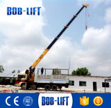 Hydraulic Crane Truck with 15 Tons in Dubai