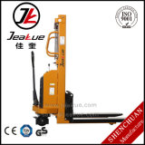 German Quality Ce ISO 1t Semi Electric Stacker