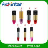 Pen Drive Memory Stick USB Metal Lipstick USB Flash Drive