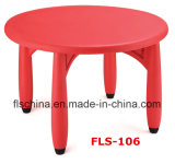 Plastic Children Tables with Eco-Friendly Material