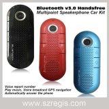 Multipoint Handsfree Car Wireless Bluetooth V3.0 Speaker/Speakerphone