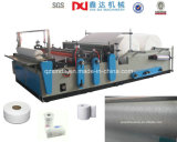 High Speed Rewinding Slitting Maxi Roll Toilet Paper Machine