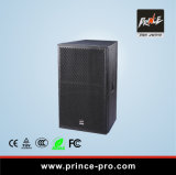 Single 15inch 2-Way Professional Speaker System
