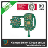 Double-Sided Flexible PCB with Aluminum Stiffener