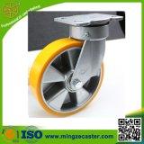 5/6/8/10 Inch Extra Heavy Duty PU Wheel Swivel Caster
