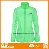 Women′s Fashion Colorful Rain Jacket