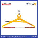 China Factory Horizontal Drum Lifter/Tong