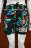 Floral Printing Surf Short Swimwear Beachwear for Men/Women