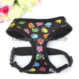 Air Mesh Pet Harness with Paws (YD003-8)