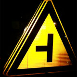 Traffic Sign Engineering Grade Prismatic Reflective Sheeting for Road Safety