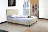 PU Platform Twin Bed Bedroom Furniture (OL17167)