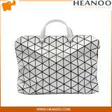 Women Large PVC Tonneau Matte Fashionable Handbags Designer Tote Bag
