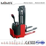 High Quality Battery Operated Electric Pallet Stacker