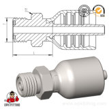 Orfs Male O-Ring Seal Hydraulic One Piece Fitting