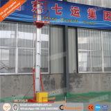 Aluminum Platform, Aerial Work Platform, Single Mast Aluminum Lift