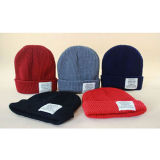 Cotton Wholesale Baby Knit Hat Knitted Baby