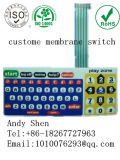 3m Flat Glossy Membrane Switch Keypad