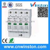 Single Phase Electric SPD 20ka 40ka 100ka Surge Protective Device with CE