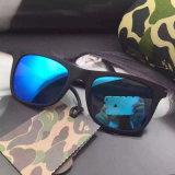 Fashion Acetate Frame Polarized Lens Sunglasses