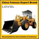 Foton Lovol 3 ton Small Wheel Loader with CE & ISO9001