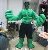 Hulk Mascot Character Costume