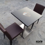 Home Furniture Stone Solid Surface Dining Tables