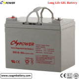 12V 33ah Deep Cycle Solar Battery Gel Battery