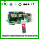 Rechargeable Li-ion Battery 3.7V 6000mAh for Heated Belt Heating Clothes