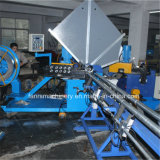 F1500c Spiral Tube Forming Machine with Computer Mitsubishi PLC System