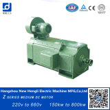 NHL 300kw Electrical Motor 300rpm 2000kg Heavy Linear Actuator for Rising
