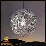 Modern Stainless Steel Ball Pendant Lighting (MD21152-1-650)