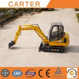 CT45-8b (4.5T) Hydraulic Multifunction Crawler Mini Excavator