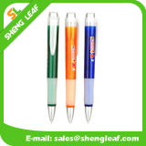 Custom Logo Multi-Color Ballpoint Pen Advertising Plastic Ball Pen (SLF-PP002)