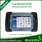 Top 2015 Original Car Diagostic Tool Ds708 Scanner Update Online Support WiFi Ds708 Auto Diagnostic Tool Multi-Language Ds708