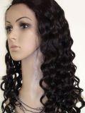 13X4 Deep Wave Malaysian Hair Full Cuticle 100% Virgin Indian Human Hair Toupee