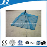 Square Shape Blue Pearl Net for Pearl and Oyester