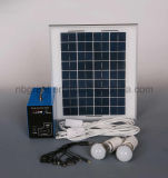 Solar Panel Portable Solar Systems, 5 W Plastic 12 V/4.5ah Battery System
