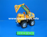Hot Sale Feel Wheel Construction Car with En71 (741004)