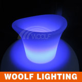 Newly Design Party Luxury LED Beer Ice Buckets