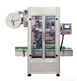 Auto PVC Sleeve Label Inserting Shrinking Machine