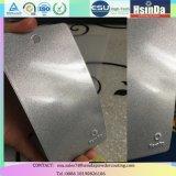 Customized High Gloss Metallic Effect Powder Ral 9006 Silver Spray Powder Coating