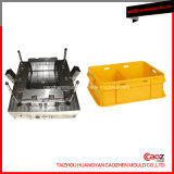Plastic Injection Milk Crate/Turn Over Box Mould