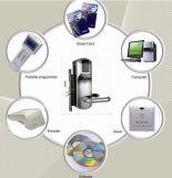 Hotel Smart Card Electronic Types of Metal Door Locks