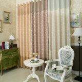 European Luxury Jacquard Blackout Window Curtain (04F0035)