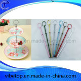 Stainless Steel 3 Layers Cake Display Stand with Handle