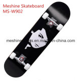 Logo Printed Skateboard Scooter with Flashing PU Wheels Can OEM/ODM