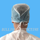Surgical Cap with Easy Tie
