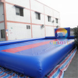 Inflatable Football Sports Game with Ce Blower