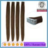 100 Percent Sliky Straight European Virgin Remy Tape Hair