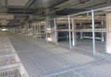Galvanized Walkway Floor Steel Lattice